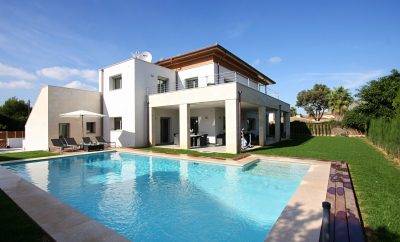 Luxury villa close to the beach of Puerto Pollensa