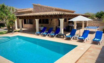Beautiful villa in walking distance of Pollensa